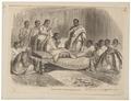 Homo sapiens - Ethiopië - 1868 - Print - Iconographia Zoologica - Special Collections University of Amsterdam - UBA01 IZ19400187.tif