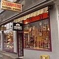Horological shops at ulica Armii Krajowej, Gdynia.jpg