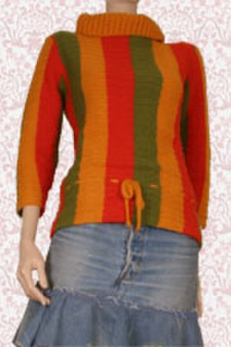 "Sweater - ""Hot dog"" Sweater"