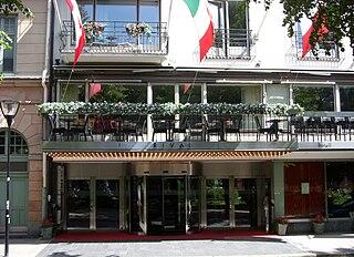 Hotel Rival Hotel in Stockholm, Sweden