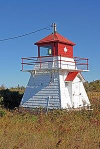 Howard's Cove Lighthouse (22300970721).jpg