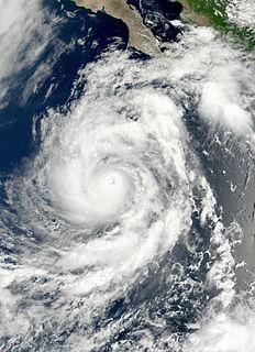 Hurricane Howard (2004) Category 4 Pacific hurricane in 2004