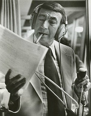 Howard Cosell - Cosell in 1975
