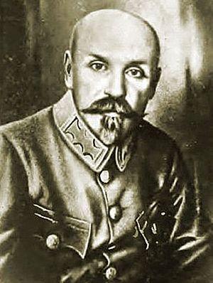 Oleksander Hrekov - Image: Hrekov Oleksander