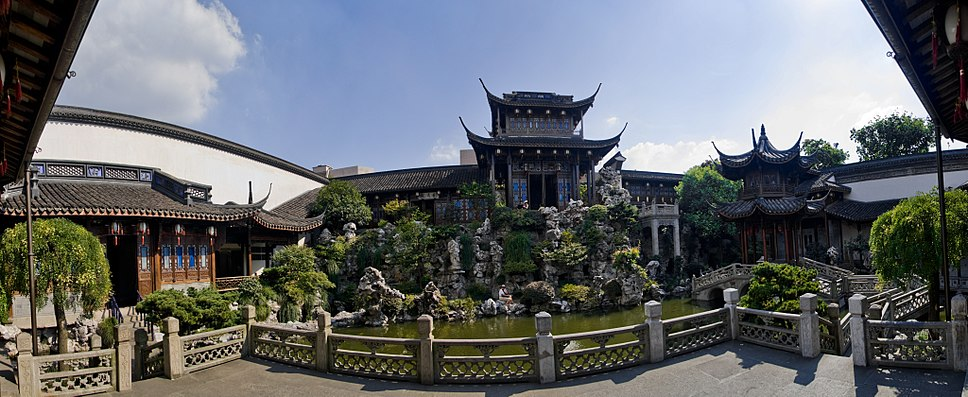Hu Xueyan%27s former residence, Hangzhou - 012