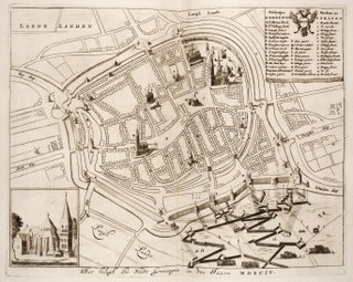Siege of Groningen (1594) two-month siege which commenced on May 19, 1594 took place during the Eighty Years War and the Anglo–Spanish War