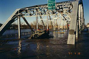 National Register of Historic Places listings in North Dakota - Sorlie Memorial Bridge