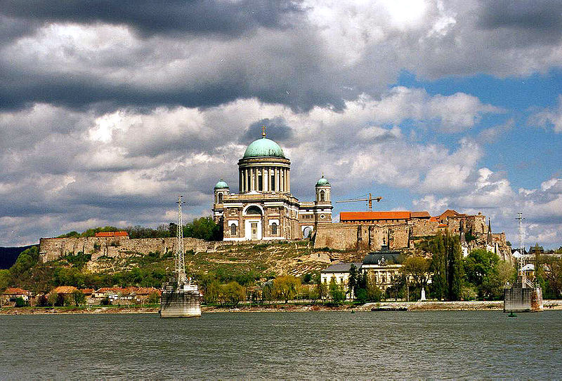City of Esztergom - Courtesy Wikipedia