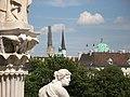 IMG 0164 - Wien - Southeast from Parlament.JPG