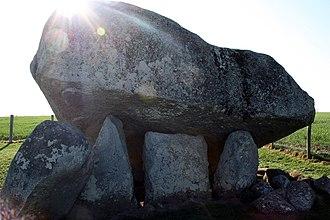 Brownshill dolmen - Brownshill Dolmen