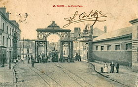 Image illustrative de l'article Ancien tramway de Reims