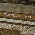 INTERIEUR, HAL, VLOER (TERRAZZO) MET TEKST (MARZOLLA 1977) - 's-Gravenhage - 20285555 - RCE.jpg