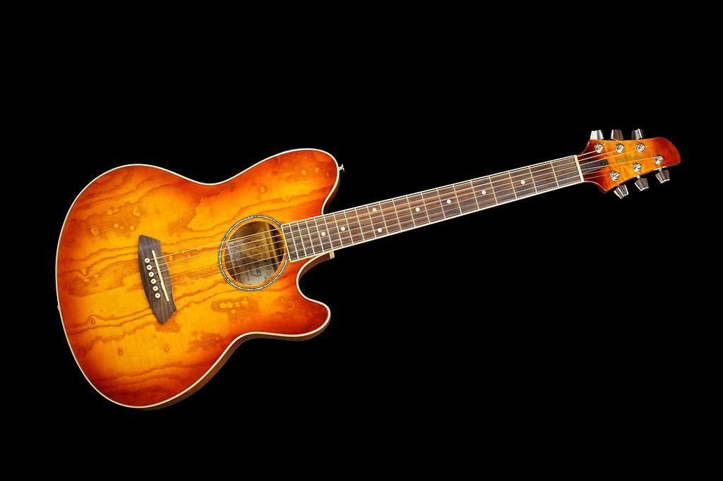 File:Ibanez TCY20EVV Talman Acoustic-Electric Guitar (Vintage ...