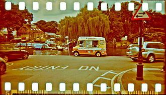 Cross processing - Image: Ice Cream Dreams, by Chris Marchant