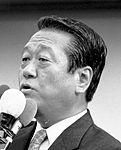 Ichiro Ozawa cropped 4 Ichiro Ozawa 20010718.jpg