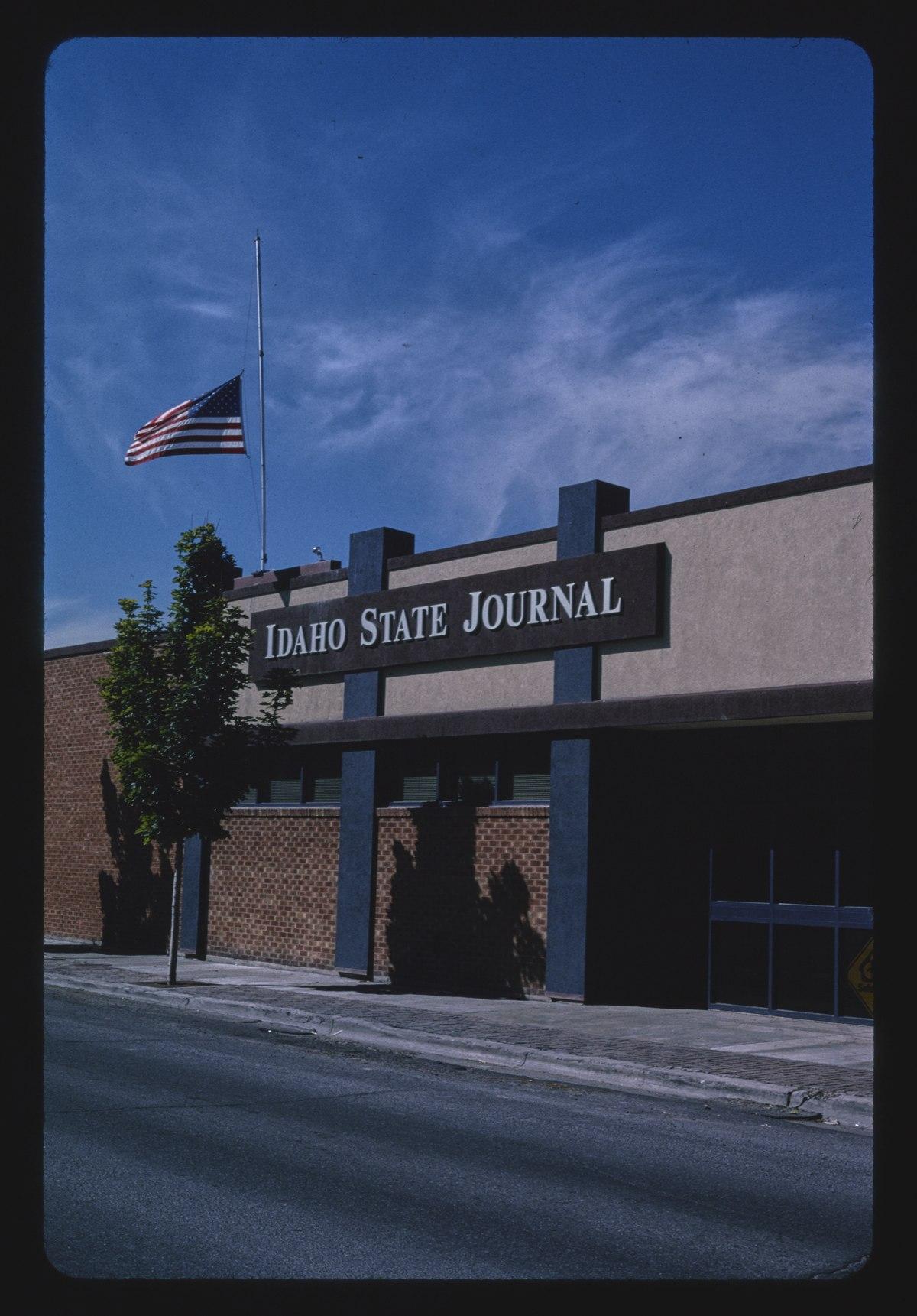 Idaho State Journal - Wikipedia