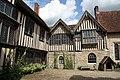 Ightham Mote courtyard - geograph.org.uk - 1595694.jpg