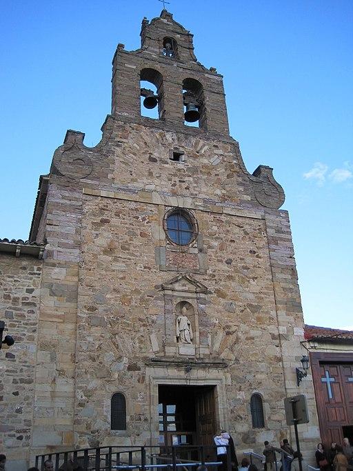 Iglesia de San Francisco, Astorga