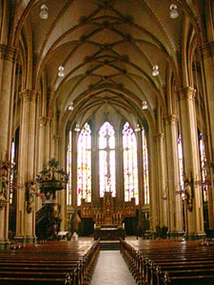 Friedrich Wilhelm Mengelberg - St. Nicholas Basilica, IJsselstein
