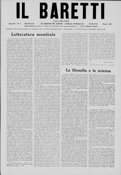 File:Il Baretti - Anno IV, n. 3, Torino, 1927.djvu