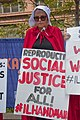 Illinois Handmaids Speak Out Stop Brett Kavanaugh Rally Downtown Chicago Illinois 8-26-18 3531 (30446030708).jpg