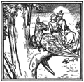 Illustration at page 354 in Grimm's Household Tales (Edwardes, Bell).png