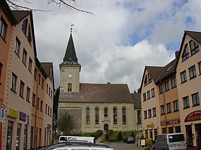 Image-Biesenthal Protestant Town-Parish-Church 1.jpg