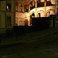 Immeuble 1 montée Saint-Barthélémy, Vieux-Lyon by night 2.jpg