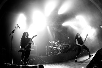 Immortal (band) - Immortal in 2010