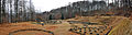 Incinta sacră - Sarmizegetusa Regia, panorama.jpg