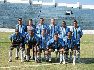 Serra Macaense Futebol Clube - Team photo from the 2007 season