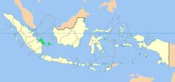 Bangka-Belitung i Indonesien