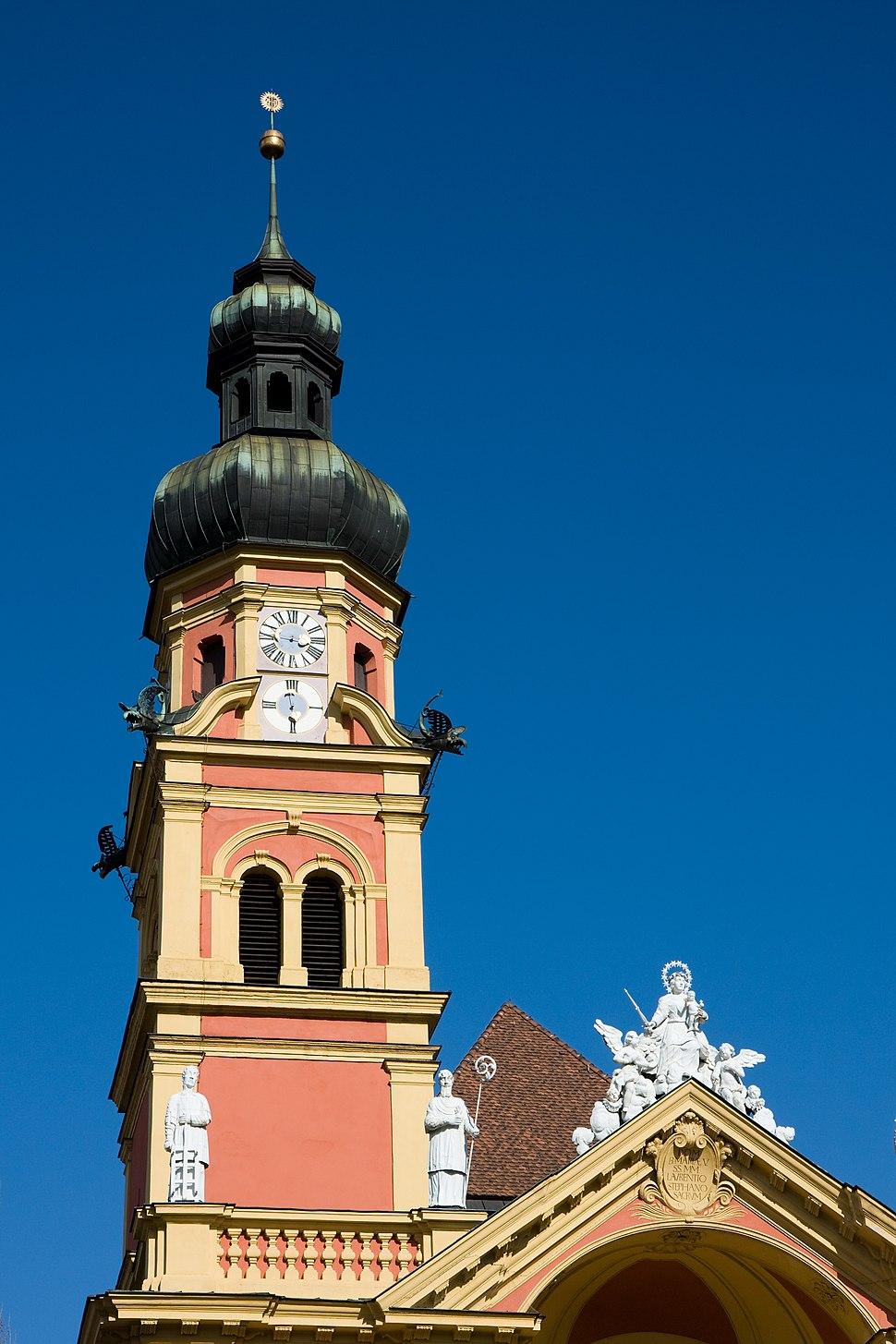 Innsbruck Stiftskirche Wilten