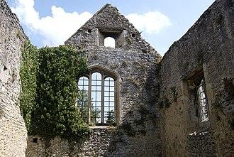 Godstow - Image: Inside Godstow Nunnery Ruins geograph.org.uk 901076