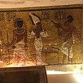 Inside King Tut's tomb, Upper Egypt.jpg
