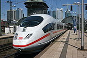 InterCityExpress Frankfurt