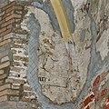 Interieur, detail van gewelf tijdens restauratie - Nederhemert-Zuid - 20374010 - RCE.jpg