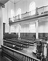 interieur van de portugees-israëlitische synagoge -