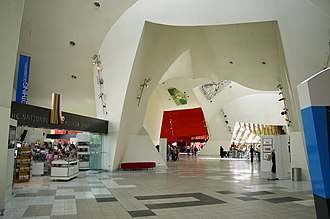 National Museum of Australia - Interior of the National Museum of Australia