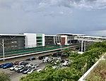 International Terminal railway station, Brisbane, Queensland.jpg