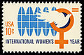 International Women's Year 10c 1975 issue U.S. stamp.jpg