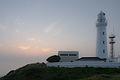 Inubosaki lighthouse and sunrise (9024972391).jpg