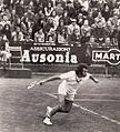 Ion Tiriac - 1972 Tiriac Smith in finala Cupei Davis02.jpg