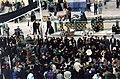 Iran - à Machad durant le mois lunaire de Moharram - procession rue (9249333912).jpg