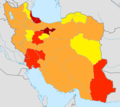 Iran structures map.png