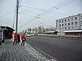 Irkutsk. February 2013. Cinema Barguzin, regional court, bus stop Volga, Diagnostic Center. - panoramio (54).jpg