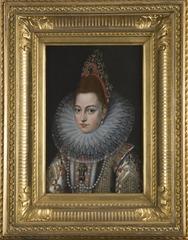 Portrait of Isabella Klara Eugenia, 1566-1633