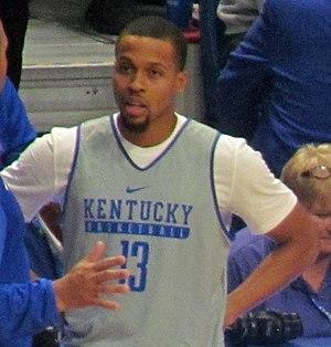 Isaiah Briscoe - Briscoe in Kentucky's 2016 Blue-White scrimmage