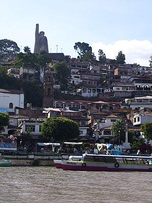 Janitzio - Image: Isla de Janitzio, Michoacan
