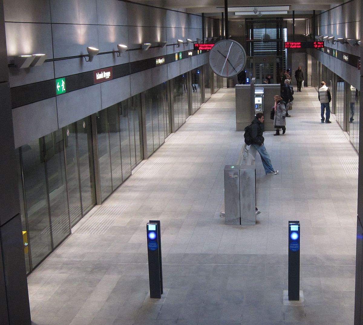 metro frederiksberg